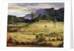 Homesteads, c.1850 by Australasian School