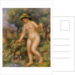 La Source or Gabrielle Nue by Pierre Auguste Renoir