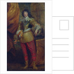 Jean Baptiste Gaston, Duc d'Orleans, brother of Louis XIII by Anthony van Dyck