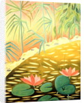 Water Lily Pond I, 1994 by Marie Hugo