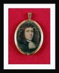 Samuel Parris, c.1685 by American School