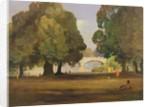 In Kensington Gardens by Rex Vicat Cole