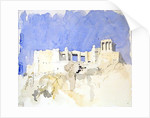 Acropolis, Athens by Charlie Millar
