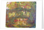 The Japanese Bridge at Giverny, 1918-24 by Claude Monet