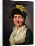Portrait of an Old Woman by Louis Leopold Boilly