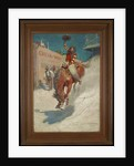 Bronco Buster, 1906 by Newell Convers Wyeth