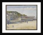 Port-en-Bessin, 1888 by Georges Pierre Seurat