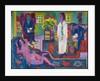 Modern Bohemia, 1924 by Ernst Ludwig Kirchner