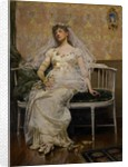 After the Reception, 1887 by Douglas Volk