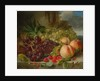 Still Life with Fruit, 1862 by John Wainewright