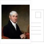 Portrait of Alexander Townsend, 1809 by Gilbert Stuart