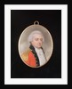 Portrait miniature of a senior official of the East India Company's service. 1794 by John Smart