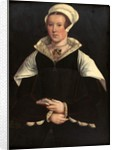 Portrait of Lady Jane Grey by English School