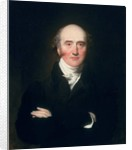 Portrait of the Rt. Hon. George Canning MP, 1827 by Thomas Lawrence