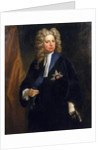 Robert Harley 1st Earl of Oxford KG by Jonathan Richardson