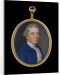 Portrait miniature of a Gentleman, traditionally identified as Mr. Ridley by John Smart