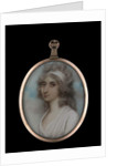 A portrait miniature of a Lady by Andrew Plimer