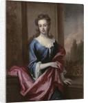 Portrait of Mary Calverley, Lady Sherard, c.1696 by Godfrey Kneller