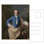 Portrait of Thomas Barrett-Lennard by Andrea Soldi