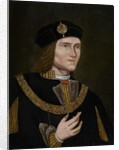 Portrait of King Richard III by English School