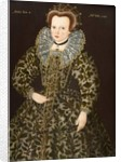 Portrait of a Young Girl, aged Three, 1595 by Hieronymus Custodis
