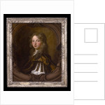 A Young Boy, thought to be Thomas Betenson, late 1670s by Peter Lely