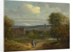 View of Ipswich from Christchurch Park by Thomas Gainsborough