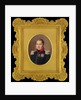 Portrait miniature of Charles-Ferdinand d'Artois, Duc de Berry by Jean-Baptiste-Jacques Augustin