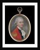 Portrait miniature of Charles Cornwallis, 1st Marquess Cornwallis, 1786 by John Smart