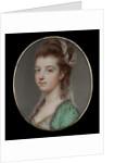 Portrait miniature of a Lady by John Smart