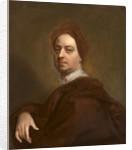 Self portrait, early 1700s by Michael Dahl