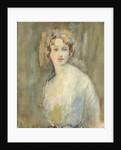 Portrait of Xenia, Countess of Lathom by Ambrose McEvoy