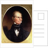 Portrait of Henry Clay painted for his election campaign, 1842 by John Neagle