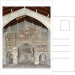 Frescoes by Giovanni Battista Guerinoni