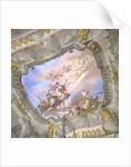 Allegory of time, c.1760 by Bernardino and Galliari Fabrizio Galliari