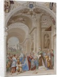 Presentation of Jesus in the Temple, 1623-34 by Isidoro Bianchi