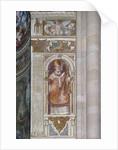 Saint Ambrose by Daniele Crespi