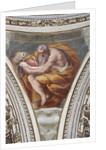 Saint Luke by Daniele Crespi