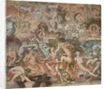 Hell, 1614 by Giovanni Mauro della Rovere
