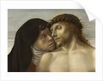 Pieta, c.1467-70 by Giovanni Bellini