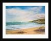 Devon Seascape, 2000 by Margo Starkey