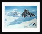 Alpine Shadows, 2000 by Antonia Myatt