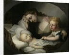 Mother Lamenting Over Her Child, 1824 by Alfred Thomas Agate