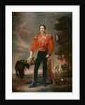 Lieutenant Colonel George James Mouat MacDowell, 16th Regiment of Light Dragoons, c.1848 by Edwin Longsden Long