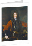 General Hugh Mackay 1690 8G:killed at the Battle of Steenkirk in 1692 during the Nine Years' War; by Godfrey Kneller