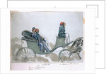 Un contraste: General La Marmora and Omar Pasha, a drive in the Crimea by George Cadogan