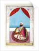 Sirdar Chet Singh by Indian School