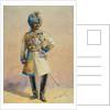 Hon Major-General H.H. Maharaja Sir Pratap Singh Bahadur by Alfred Crowdy Lovett