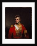 An unidentified officer of the 13th Bombay Native Infantry, 1824 circa by George Chinnery