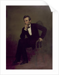 Abraham Lincoln, c.1868 by George Peter Alexander Healy